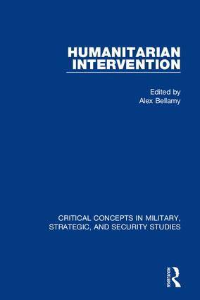 Humanitarian Intervention book cover