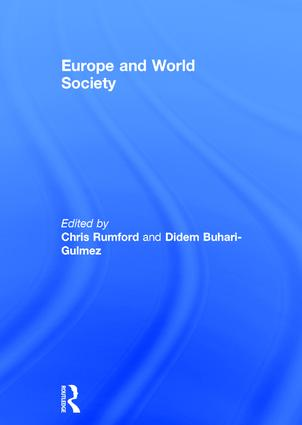 Europe and World Society book cover