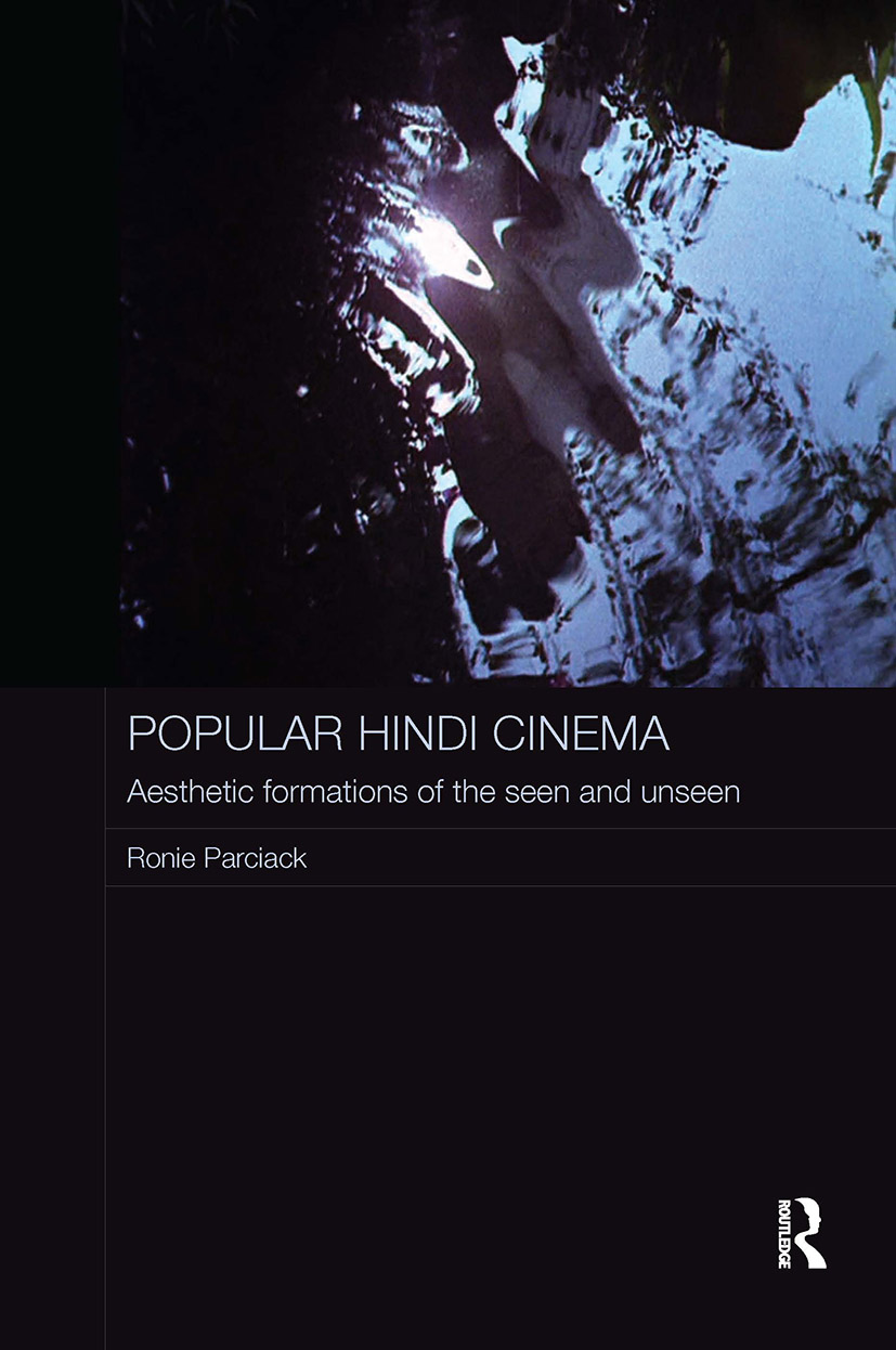 Popular Hindi Cinema: Aesthetic Formations of the Seen and Unseen, 1st Edition (Hardback) book cover