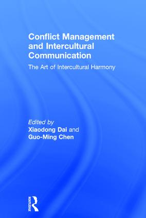 Conflict Management and Intercultural Communication: The Art of Intercultural Harmony book cover