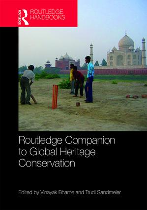 Routledge Companion to Global Heritage Conservation book cover