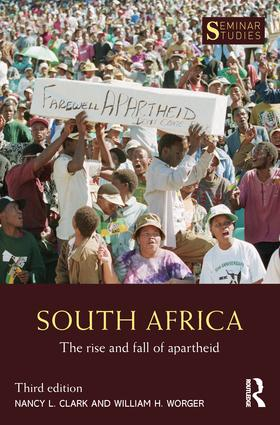 South Africa: The Rise and Fall of Apartheid book cover