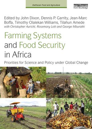 Farming Systems and Food Security in Africa: Priorities for Science and Policy Under Global Change book cover