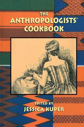 Anthropologist'S Cookbook