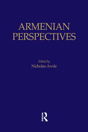 Armenian Perspectives book cover