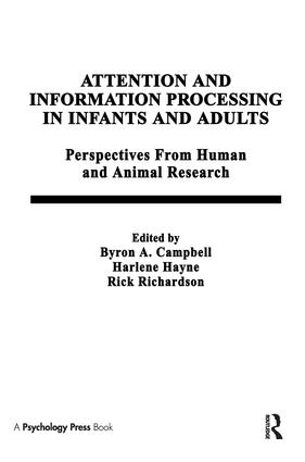 Attention and information Processing in infants and Adults