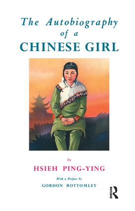 Autobiography Of A Chinese Girl