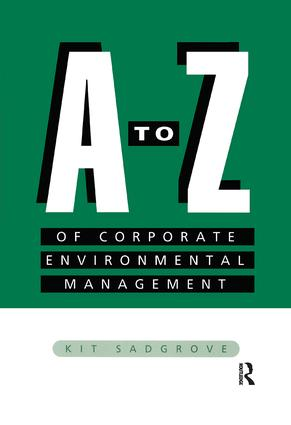 A-Z of Corporate Environmental Management