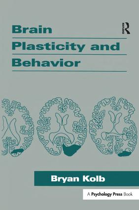 Brain Plasticity and Behavior book cover