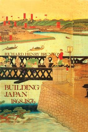 Building Japan 1868-1876 book cover