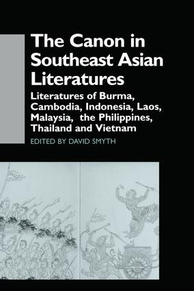 The Canon in Southeast Asian Literature