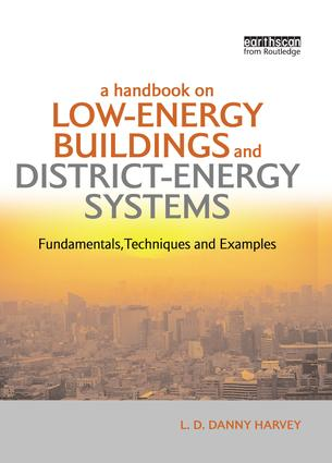 A Handbook on Low-Energy Buildings and District-Energy Systems: Fundamentals, Techniques and Examples book cover