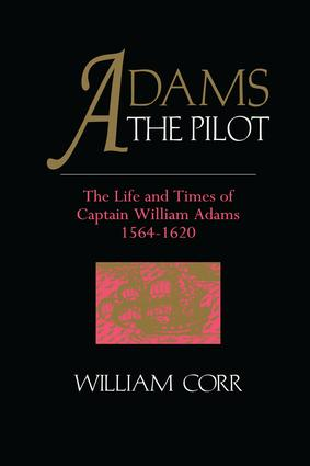 Adams The Pilot book cover
