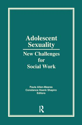 Contemporary Sex Roles for Adolescents: New Options or Confusion?