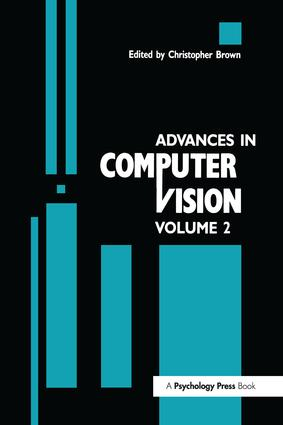 Advances in Computer Vision: Volume 2, 1st Edition (Paperback) book cover