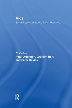 AIDS: Social Representations And Social Practices: 1st Edition (e-Book) book cover
