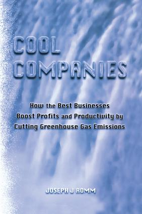 Cool Companies: How the Best Businesses Boost Profits and Productivity by Cutting Greenhouse Gas Emmissions book cover