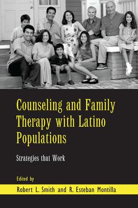 Counseling and Family Therapy with Latino Populations: Strategies that Work book cover