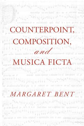 Counterpoint, Composition and Musica Ficta: 1st Edition (Paperback) book cover