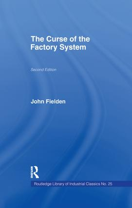 Curse of the Factory System: 1st Edition (Paperback) book cover