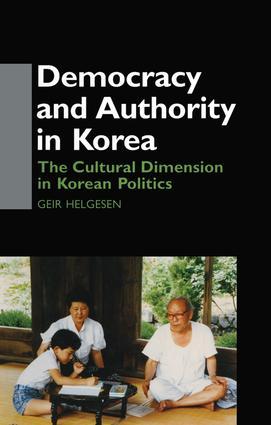 Democracy and Authority in Korea