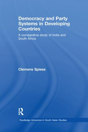 Democracy and Party Systems in Developing Countries