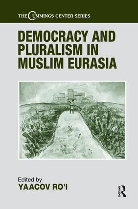 Democracy and Pluralism in Muslim Eurasia book cover