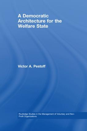 A Democratic Architecture for the Welfare State