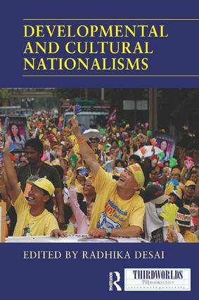 Developmental and Cultural Nationalisms: 1st Edition (Paperback) book cover