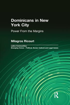 Dominicans in New York City: Power From the Margins book cover