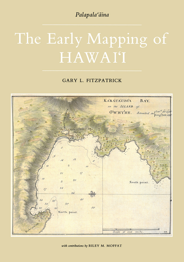 Early Mapping Of Hawaii book cover