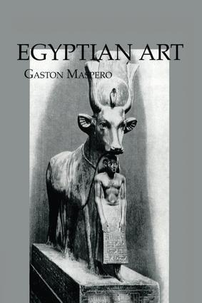 Egyptian Art (Paperback) book cover