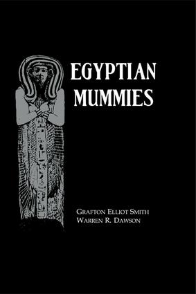 Egyptian Mummies: 1st Edition (Paperback) book cover