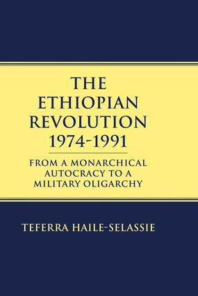 Ethiopian Revolution: 1st Edition (e-Book) book cover