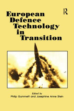 European Defence Technology in Transition: 1st Edition (Paperback) book cover