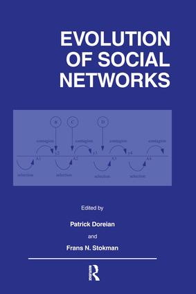 Evolution of Social Networks: 1st Edition (Paperback) book cover
