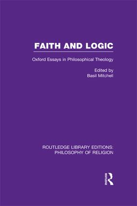 Faith and Logic