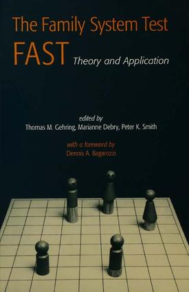 The Family Systems Test (FAST): Theory and Application (e-Book) book cover