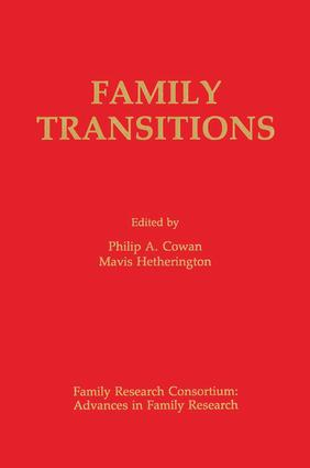 Family Transitions book cover