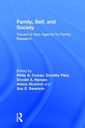 Family, Self, and Society