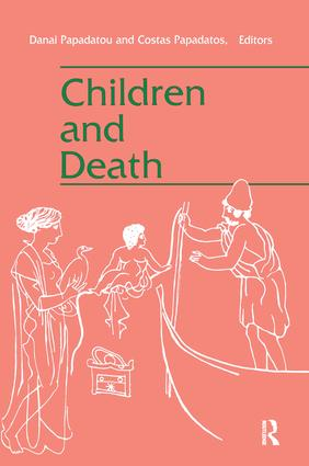 Children and Death: 1st Edition (Paperback) book cover