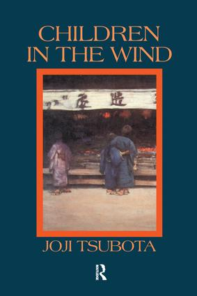 Children In The Wind: 1st Edition (Paperback) book cover
