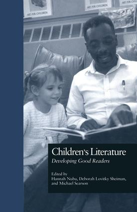 Children's Literature: Developing Good Readers, 1st Edition (Paperback) book cover