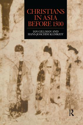 Christians in Asia before 1500: 1st Edition (Paperback) book cover