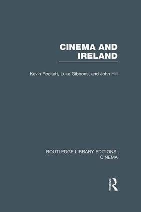 Cinema and Ireland: 1st Edition (e-Book) book cover