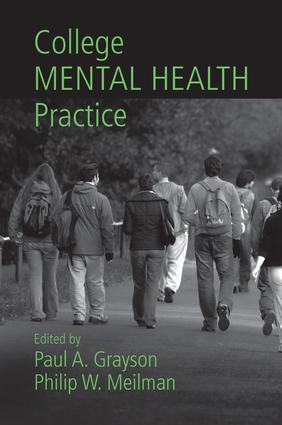College Mental Health Practice: 1st Edition (Paperback) book cover