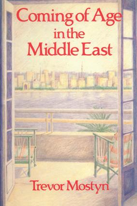 Coming Of Age In The Middle East: 1st Edition (Paperback) book cover