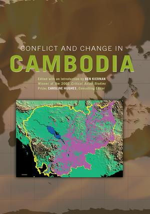 Conflict and Change in Cambodia: 1st Edition (Paperback) book cover