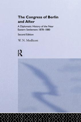 Congress of Berlin and After: 1st Edition (Paperback) book cover