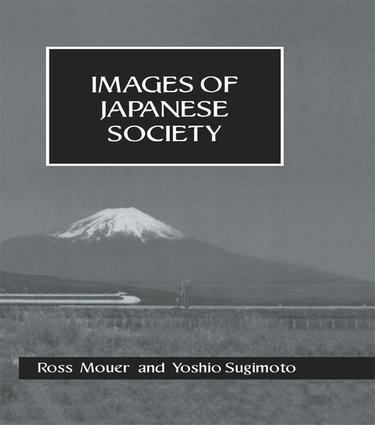 Images Of Japanese Society Hb: 1st Edition (Paperback) book cover